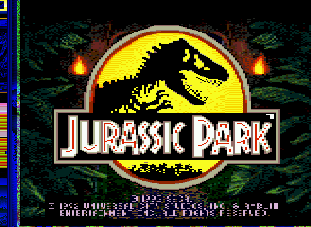 Jurassic Park -  - User Screenshot